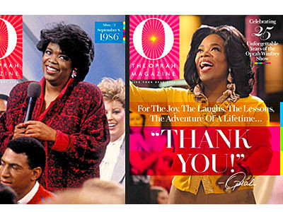 Oprah Winfrey and BFF Gayle King Talk 25 Years of TV