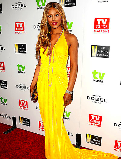 Orange Is the New Black's Laverne Cox Says She Doesn't Feel Snubbed by ...