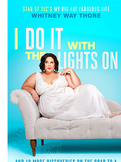 Whitney Way Thore: See My Big Fat Fabulous Life Stars's Memoir Cover ...