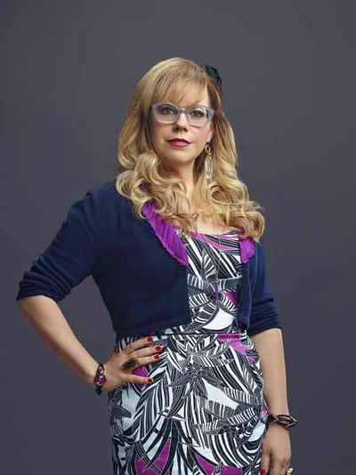 Picture of Kirsten Vangsness