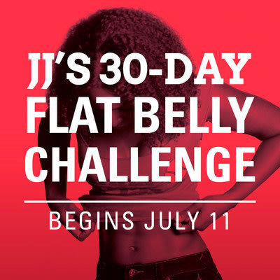 JJ Smith Leads Nationwide 30-Day Flat Belly Challenge on Monday, July ...