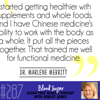 Getting Smart About Blood Sugar And Diet | Dr. Marlene Merritt