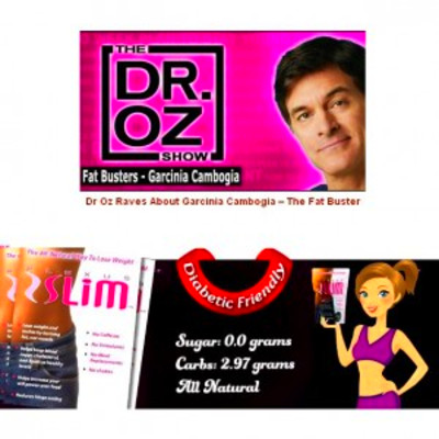 Dr. OZ reveals, GARCINIA CAMBOGIA, CHLOROGENIC ACID (Green Coffee Bean