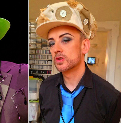 See Boy George's Shocking Weight Loss! | toofab.com