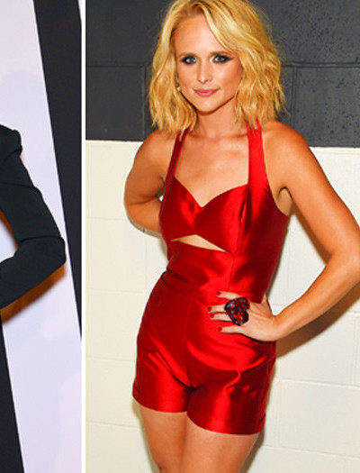 Miranda Lambert Is Smokin' Hot at Fashion Rocks | toofab.com