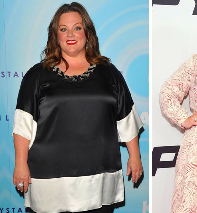 Melissa McCarthy Shows Off 50-Pound Weight Loss — See Her ...