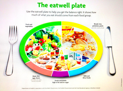 Pin The-eatwell-plate-percentages-image-search-results on ...