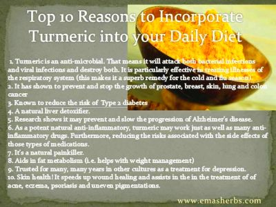 Turmeric Health Benefits Dr Oz | A Online health magazine for daily ...