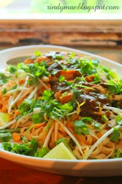 Rindy Mae: Cheater Pad Thai