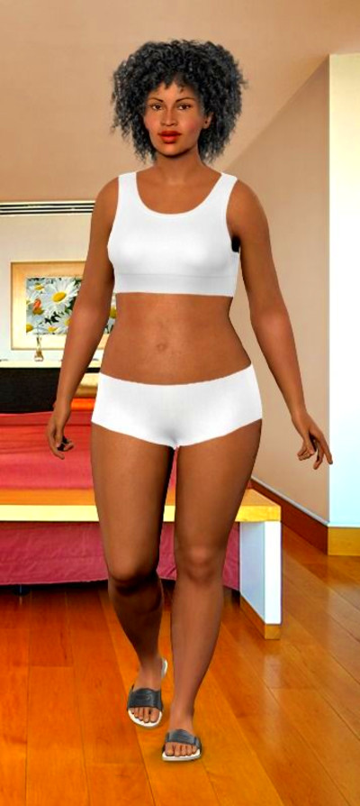 Current Model | Weight Loss Simulator | Pinterest