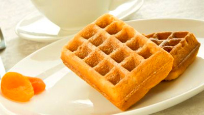 Apricot, Oat, and Wheat Germ Waffles - replace all purpose flour with ...