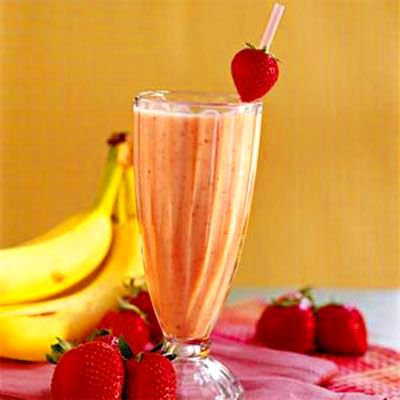 Healthy shakes and fruit-smoothie receipes