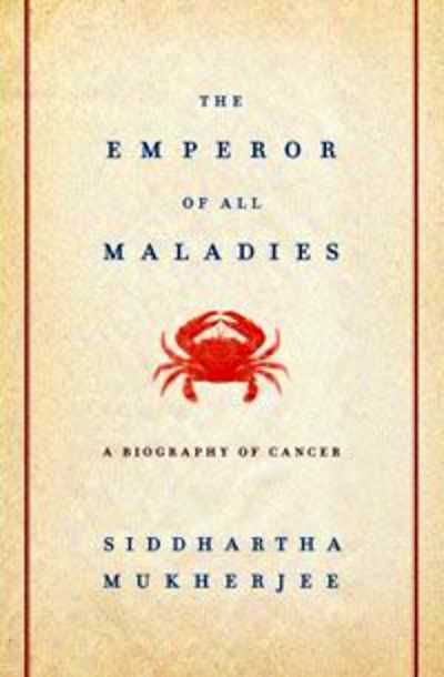 An absolutely fascinating book about the history of cancer and cancer ...