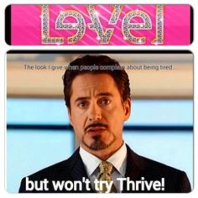 Start your THRIVE experience today !! You will feel a difference. This ...
