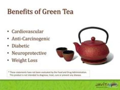 Javita WEIGHT LOSS GREEN TEA! The only caffeine in our Lean+Green Tea ...