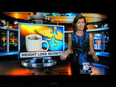 Our Healthy Coffee made it on Channel 10 news!! That's Great!! www ...