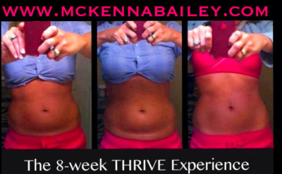 thrive! 3 steps to great results. 1. Capsule 2. Shake 3. DFT Patch ...