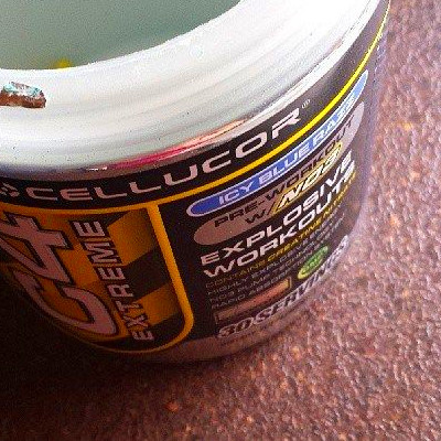 Its a bad day when you run out of c4! Time for new pre workout. If you ...