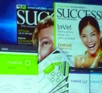 it is! In just a few short months (Nov. 2014), Le-vel and the Thrive ...