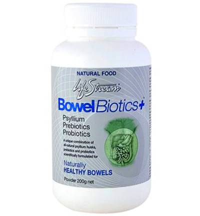 Bowel Biotics Powder - Lifestream - 200g | Shop New Zealand