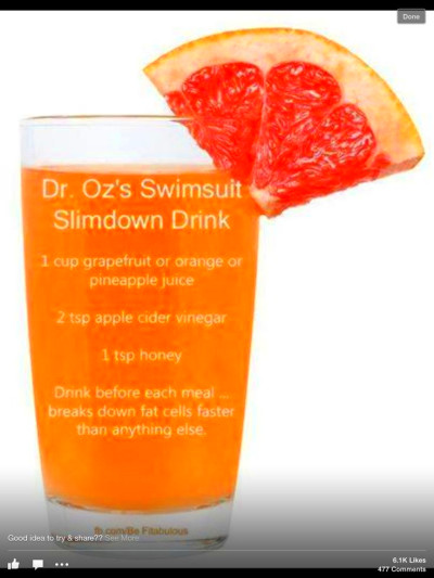 swimsuit slimdown drink reviews | A Online health magazine for daily ...
