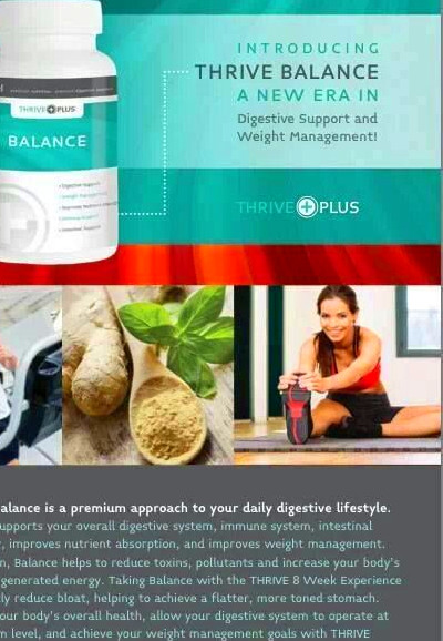 Pin by Heather Holloway on The Thrive 8 Week Experience by Le-Vel | P ...