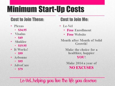 Start promoting the 8 week experience for FREE!! Ask me how ...
