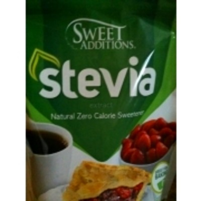 Sweet Additions Stevia Zero Calorie Sweetener: Calories, Nutrition Analysis & More | Fooducate