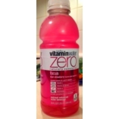 Glaceau Vitaminwater Zero, Naturally Sweetened, Focus Kiwi ...