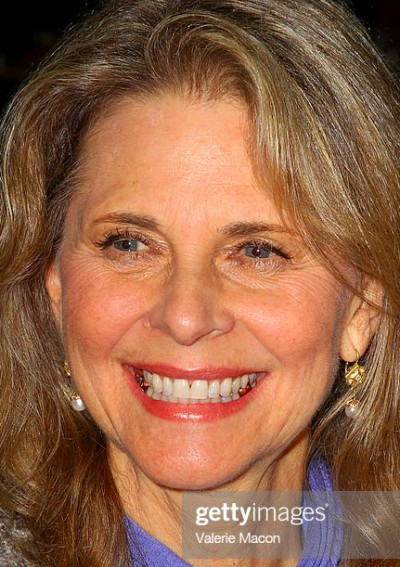 Lindsay Wagner speaks at The Stuntwomen's Media Day on October 15 ...