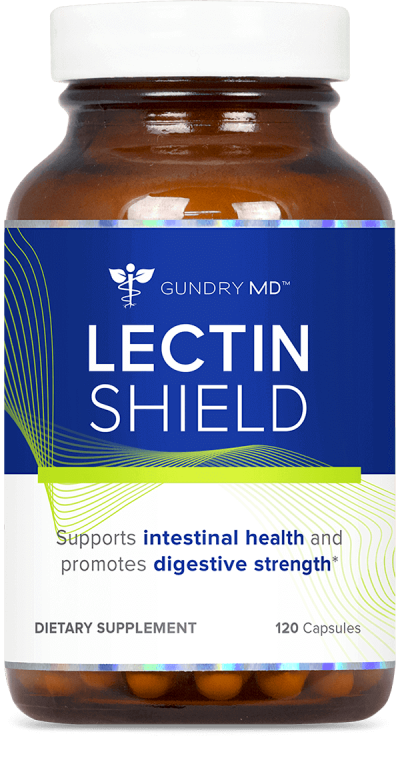 lectin shield intestinal health support lectins are a protein present ...
