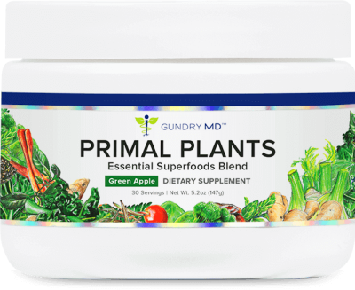 DR GUNDRY MD PRIMAL PLANTS Polyphenal Super Food 5.2oz ...