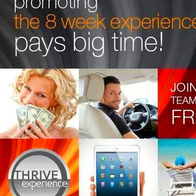go without your Thrive again! Sign up for FREE! When you share Thrive ...