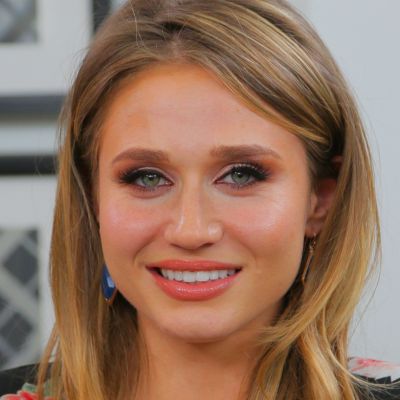 Rita Volk of MTV Series Faking It Interview | POPSUGAR Celebrity