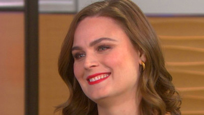 ... Deschanel: 'Weird things' gross me out on 'Bones' - TODAY.com