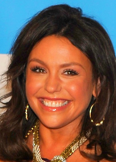 Rachael Ray is turning into the Michelin Man brehs ...