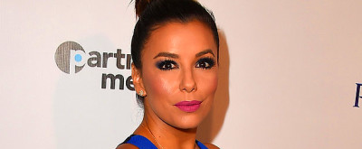 Eva Longoria Looks Terrified in This Photo With the Hot & Bothered ...