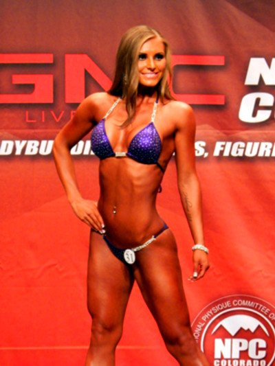 Ashleigh Johnson 2013 N.P.C. GNC Natural Colorado Open ...