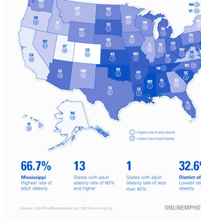 How Will Obesity Rates in the Future Affect Your Healthcare Career ...