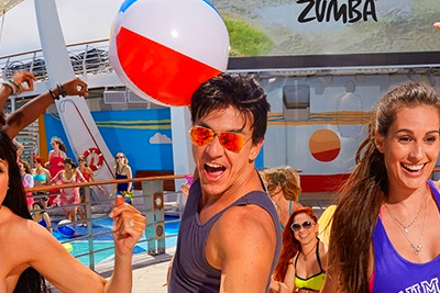 now you can dance your heart out on water because zumba just announced ...