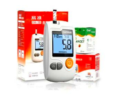 ... NeedlesLancets Blood Sugar Detection Blood Glucose Meters glucometer