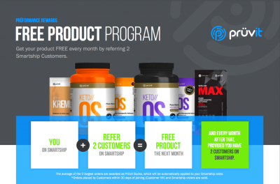 Pruvit Coupon Codes and FREE products can now be earned by promoters ...