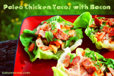 made paleo tacos for dinner tonight and boy were they ever good!! I ...