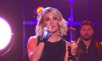 "Carrie Underwood Performs ""Dirty Laundry"" Ellen DeGeneres Show ..."