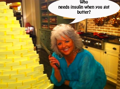 Diabetes Y'all! Bacon Lover Paula Deen Comes Out – Mr. Baconpants