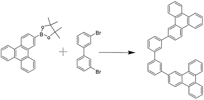 Patent WO2006130598A2 - Triphenylene hosts in ...