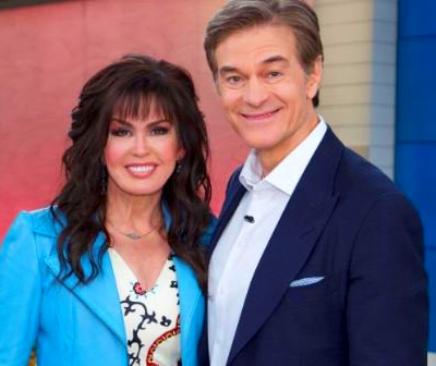 Marie osmond opens up to dr. oz about her lifelong ...