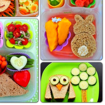 Back to School Herbies (Part 3): How to Prepare Lunches for the Week ...