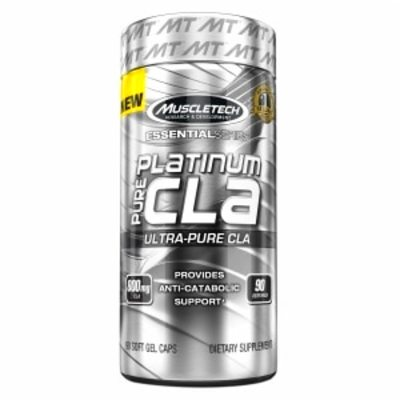 MuscleTech Platinum Pure CLA, Softgels | drugstore.com