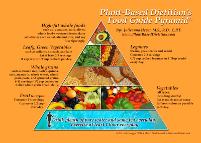 The Plant-Based Food Guide Pyramid and Plate - Plant Based ...